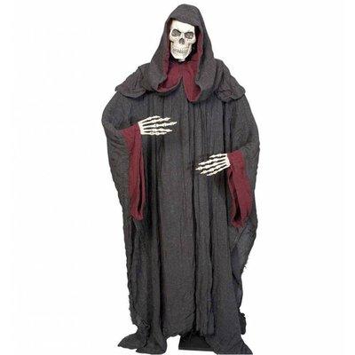 Halloweenartikelen grimp reaper de luxe 160cm