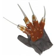 Halloweenaccessoires handen Freddy Krueger