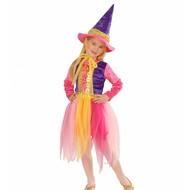 Halloweenkleding heks kind