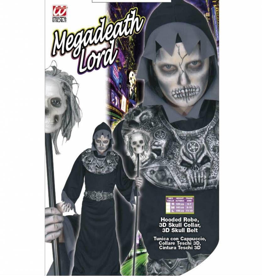 Kinderen Halloween.Halloween Kinderen Megdeath Lord Kinderkostuum