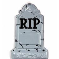 Halloweenaccessoires wanddecoratie grafsteen