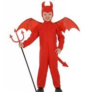 Halloweenkleding duiveltje kind