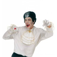 Halloweenkostuum luxe draculashirt