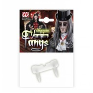 Halloweenaccessoires vampier tand lichtgevend in donker