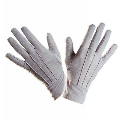Halloweenaccessoires handschoenen rood