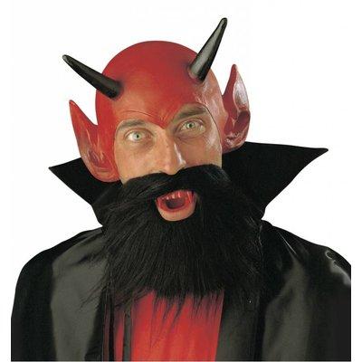 Duivelsetjes voor het opmaken van de perfecte duivel in je