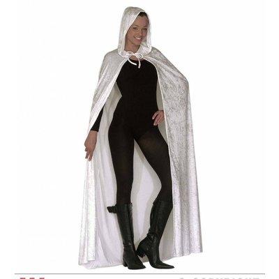 Witte engel des doods cape