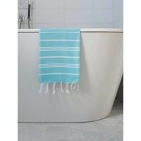 hamam handdoek aqua