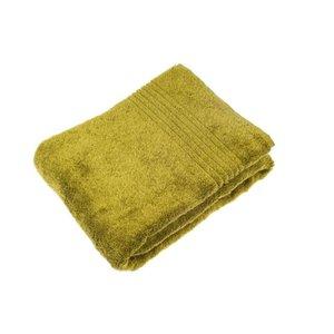 sauna handdoek bamboe xl groen 200x70