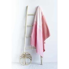 Call it Fouta! fouta Splash baby pink terra