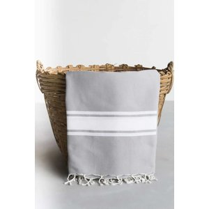 Call it Fouta! hamamdoek Robuste XL gray