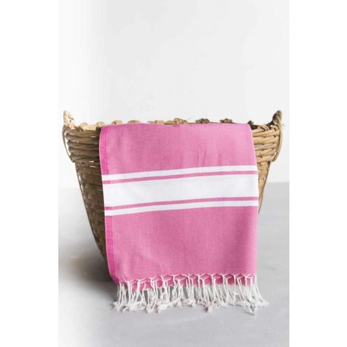 Call it Fouta! hamamdoek Robuste XL fuchsia