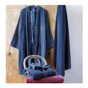 Lasa Home petrol kimono badjas S