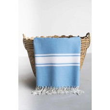 Call it Fouta! hamamdoek Robuste XL blue ocean