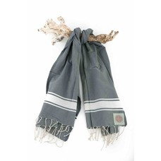 Call it Fouta! hamamdoek Robuste anthracite