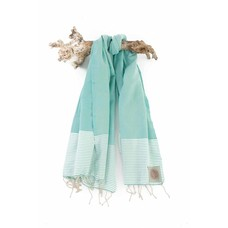 Call it Fouta! hamamdoek Fines turquoise