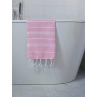 hamam handdoek poederroze
