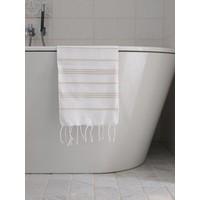 hamam handdoek beige