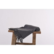 Hamams own hamamdoek Stone denim anthracite 180x90