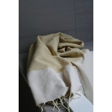 Call it Fouta! hamamdoek Fines beige