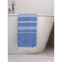 hamamdoek grieksblauw