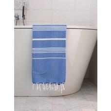 Ottomania hamamdoek grieksblauw