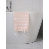 hamam handdoek perzik