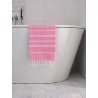 hamam handdoek sorbetroze