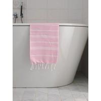 hamam handdoek roze
