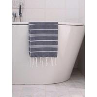 hamam handdoek marineblauw