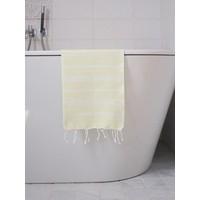 hamam handdoek lime