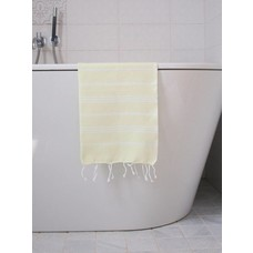 Ottomania hamam handdoek lime