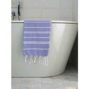 Ottomania hamam handdoek lila