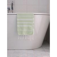 hamam handdoek lichtgroen