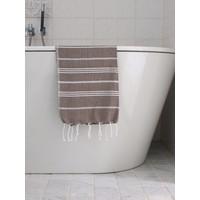 hamam handdoek donkerolijfgroen