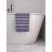 hamam handdoek donkerpaars