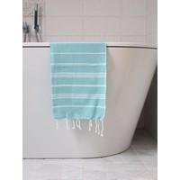 hamam handdoek donkerzeegroen