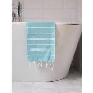Ottomania hamam handdoek donkerzeegroen