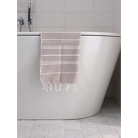 hamam handdoek grijsbeige