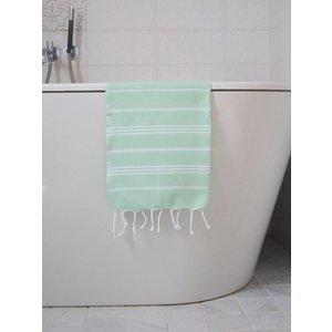 Ottomania hamam handdoek helderzeegroen