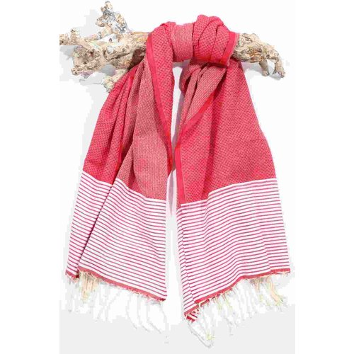 Call it Fouta! hamamdoek Fines red