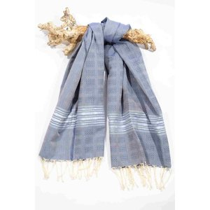 Call it Fouta! hamamdoek Talazzio tribal marine