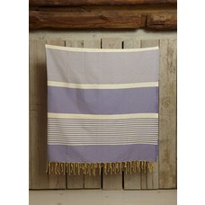 Call it Fouta! hamamdoek XXL Saint Tropez gray lavender