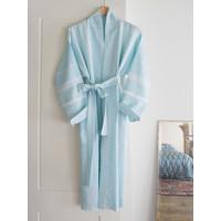 hamam badjas lichtturquoise S/M
