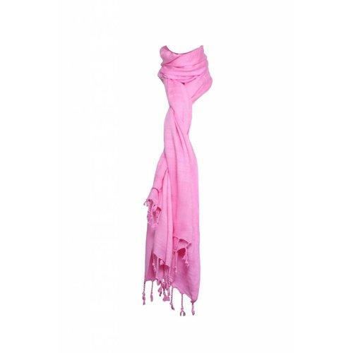 Hamams own pareo hamamdoek Aqua roze