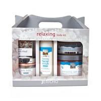 Relaxing hamam body kit