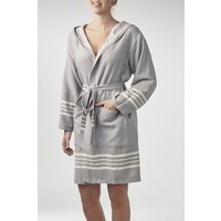hamam badjas Sun light grey