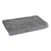 sauna handdoek xxl grijs