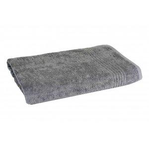 Hamams own bamboe sauna handdoek xxl grijs 200x90