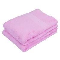 bamboe sauna handdoek roze